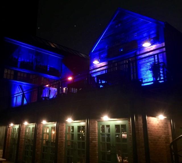 Outdoor Lighting Hire Birmingham, Garden Lighting Hire For