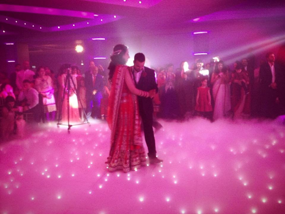 Dry Ice Machine Hire Birmingham Low Fog Special Effects