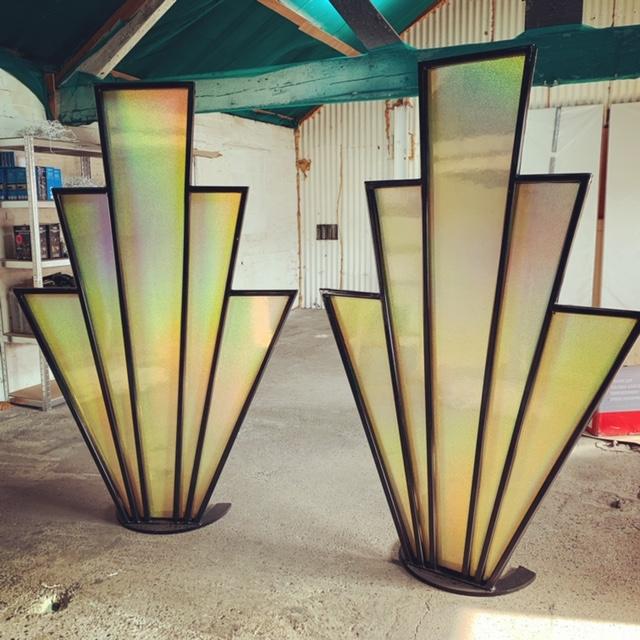 Light Warehouse Birmingham: Great Gatsby Prop Hire For Events In Birmingham